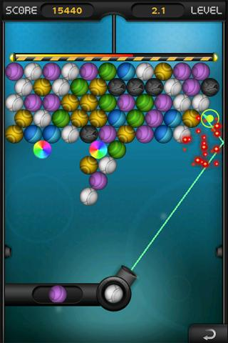 Wow! Bubbles - screenshot