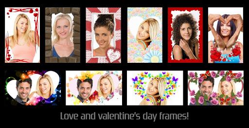 免費個人化App|明鏡: 相框--愛情|阿達玩APP