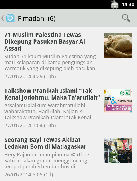Media Islam Indonesia- screenshot