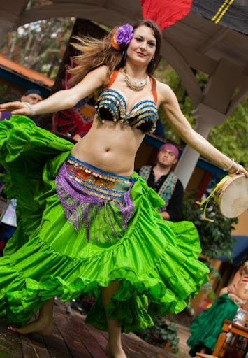 Sexy Belly Dance Show