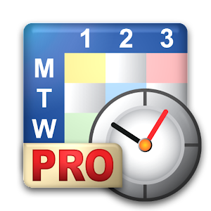 Quick TimeTable Pro Icon
