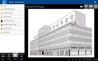 Screenshot of Print Cloud