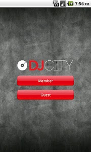 DJcity screenshot 0