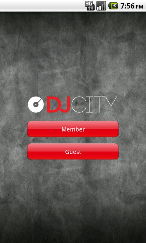 DJcity- screenshot