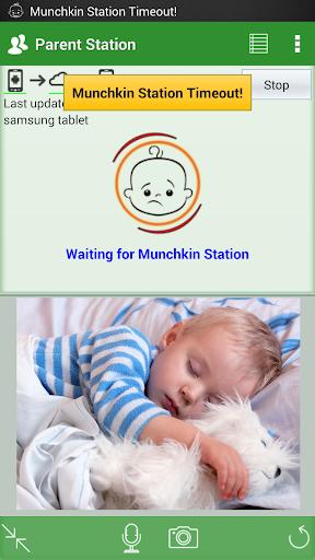 Munchkin Monitor Baby Monitor Screenshot