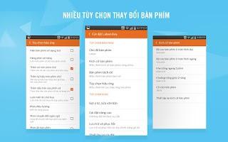 Screenshot of Laban Key Go Tieng Viet