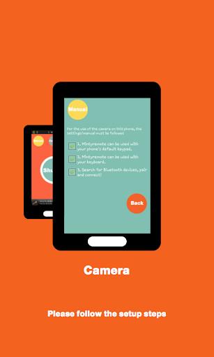 MintyRemote:Tripod,SelfieStick for PC