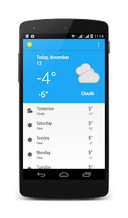 The-Open-Weather-App