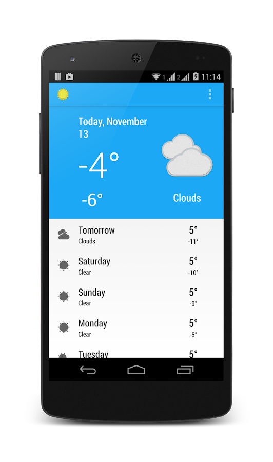 The-Open-Weather-App 3