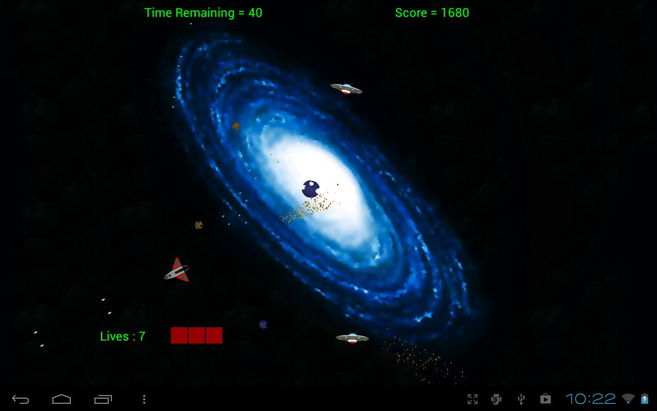 NebulaFrenzy - Space Arcade- screenshot