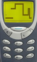 Screenshot of Classic Snake 1997