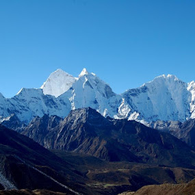 by Bhaskar Patra - Landscapes Mountains & Hills