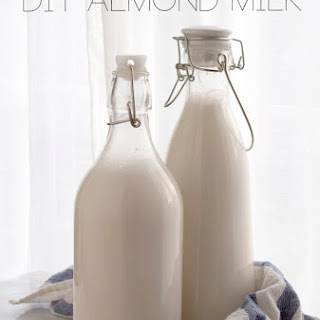 How to Make Almond Milk AND Almond Flour – A Surprisingly Easy DIY