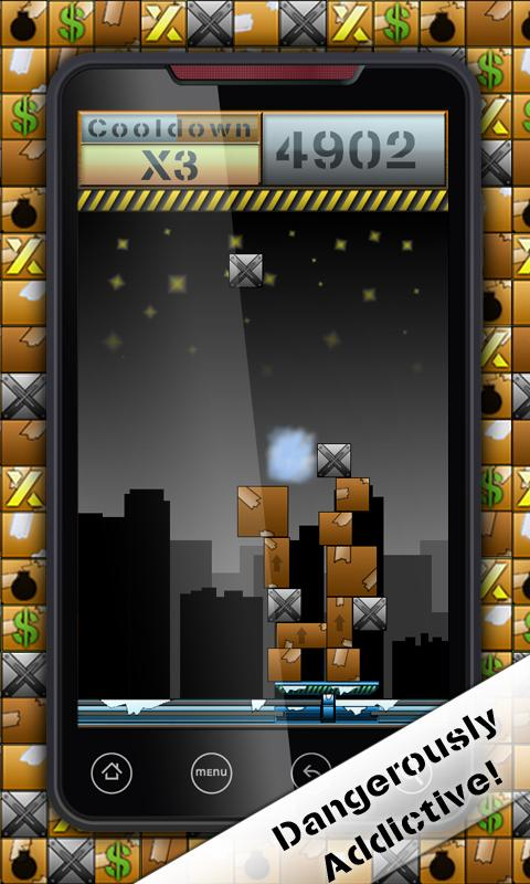 Box Buster- screenshot