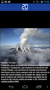 20minutos Noticias - screenshot thumbnail