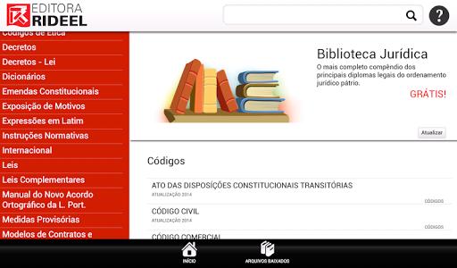 Biblioteca Jurídica 2014