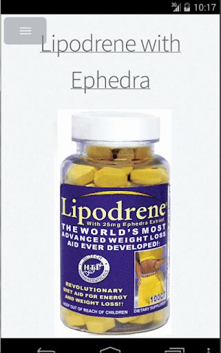 Lipodrene with Ephedra Buy