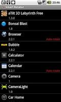 Screenshot of Smart Rotator Donation