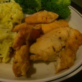 Garlic-Brown Sugar Chicken