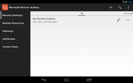 Microsoft Remote Desktop Screenshot 23