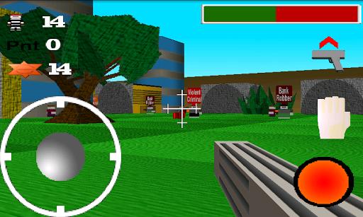 Quadroville 3D FPS - Free