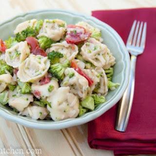 Healthy Tortellini Salad Recipes.
