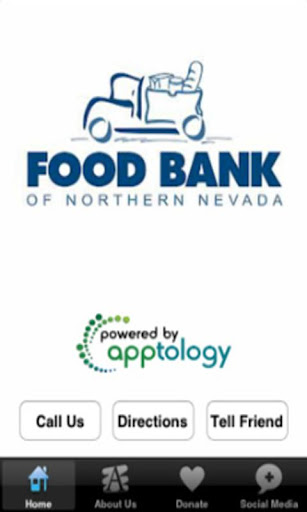 【免費商業App】Food Bank of Northern Nevada-APP點子