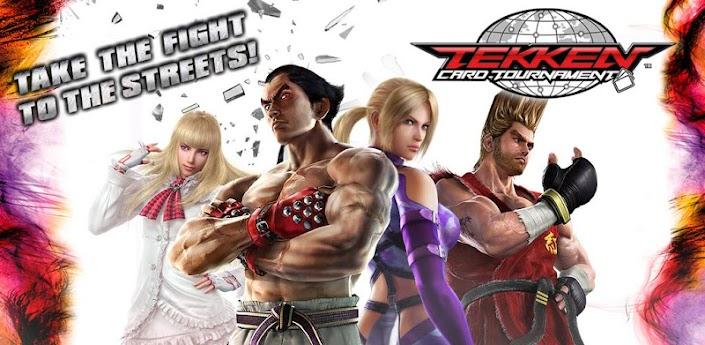 Tekken Card Tournament - скачать Теккен на андроид