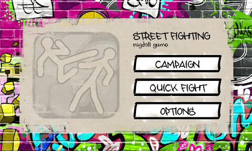 Street Fighting: Ragdoll Game - screenshot thumbnail