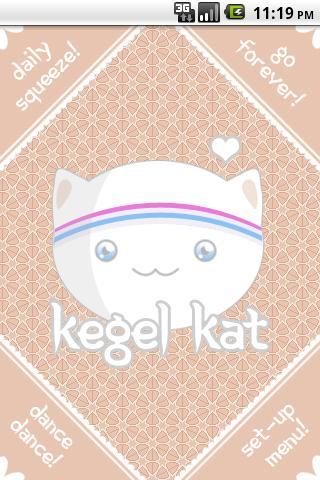 Kegel Kat- screenshot