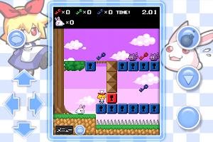 Screenshot of ラビット★ラビリンスLite