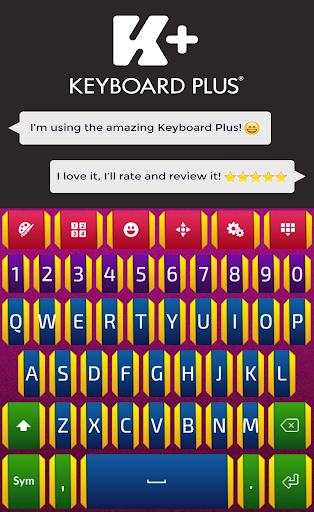 Custom Keyboard