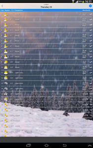 the Weather screenshot 5