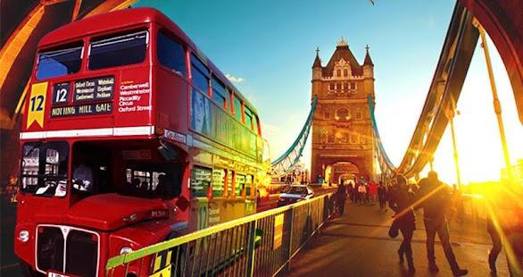 倫敦城市公交車駕駛3D
