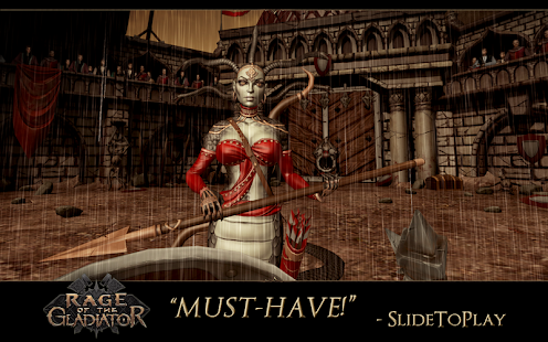 Rage of the Gladiator - screenshot thumbnail