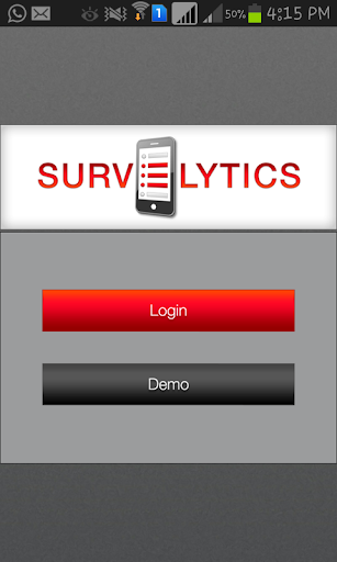 Survelytics - Mobile Surveys