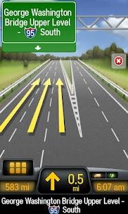 CoPilot Truck USA & CAN - screenshot thumbnail