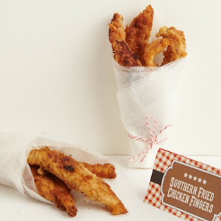 Southern Fried Chicken Fingers.