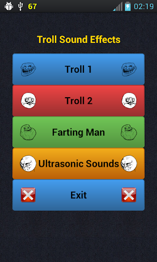 Troll Sound Effects