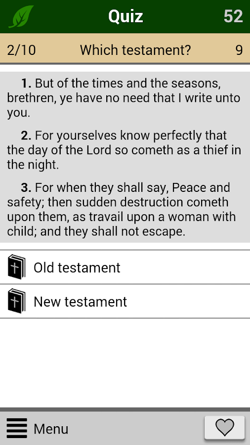 Living with Jesus (trial)- screenshot