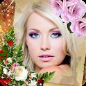 Lovely Flower Photo Frames icon