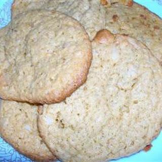 Aaron's Chocolate Chunk Oatmeal Cookies