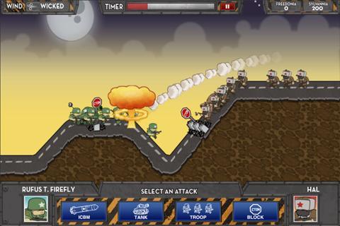 iSiege: Nuclear Option- screenshot