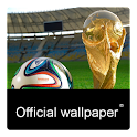 Brazil La Copa Live Wallpaper icon