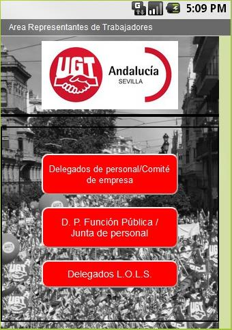 【免費工具App】UGT Sevilla-APP點子