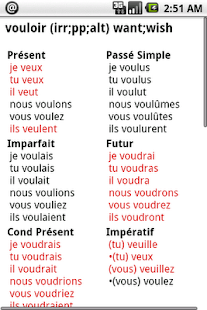 French Verbs Pro- screenshot thumbnail