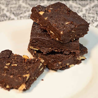 Delicious Healthy Brownies.