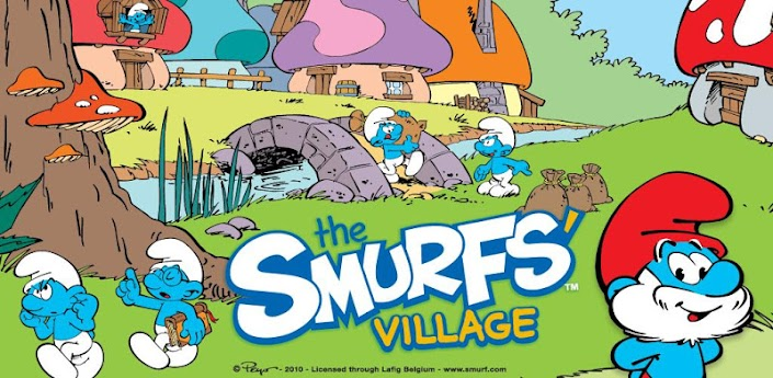 Thread: Smurfs village(android) + (unlimited smurfberries+unlimited