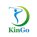 KinGo - Golf Handicap Coaching icon