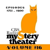 CBS Radio Mystery Theater V.16
